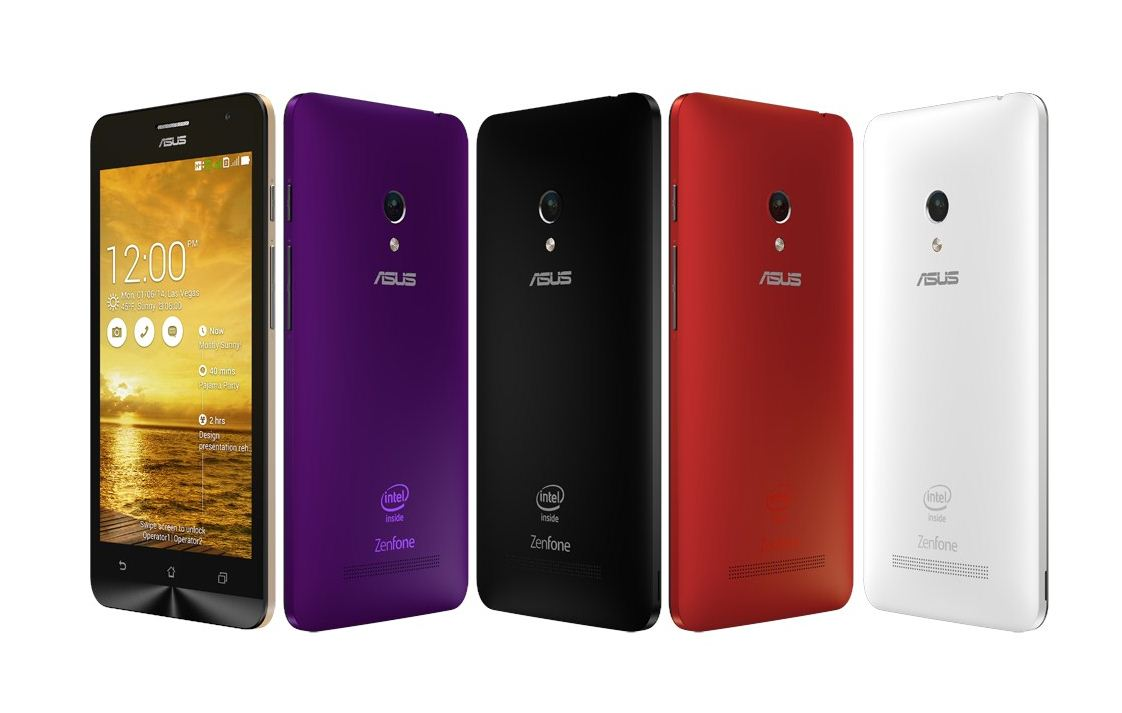 ZenFone 5 and 6 receive Android 5.0 version 3.23.40.60 OTA ...