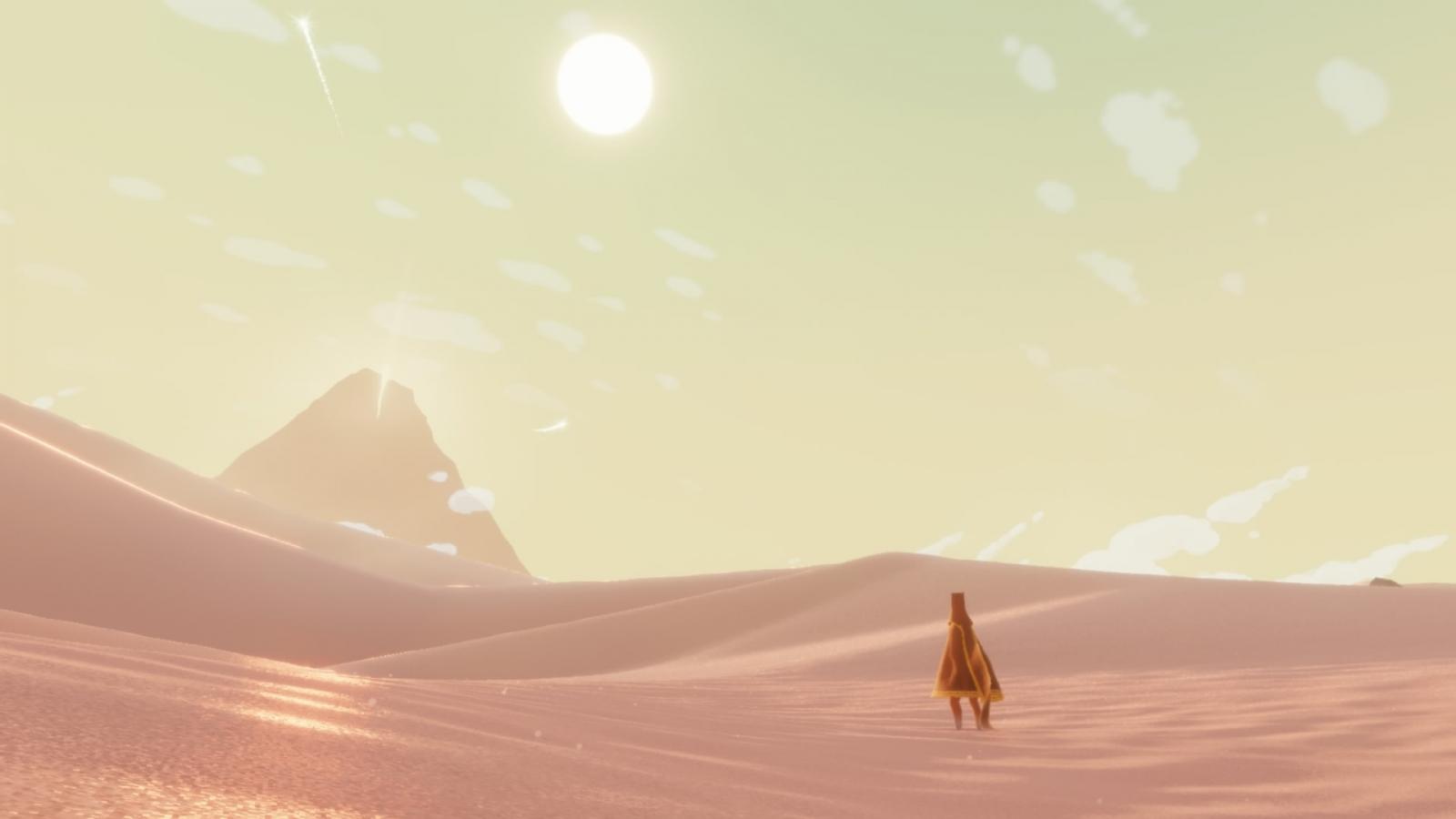 Journey Game Screenshots Journey Ps4 Screenshot