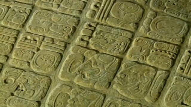 Guatemala Archaeologists uncover intact Mayan hieroglyphic panels