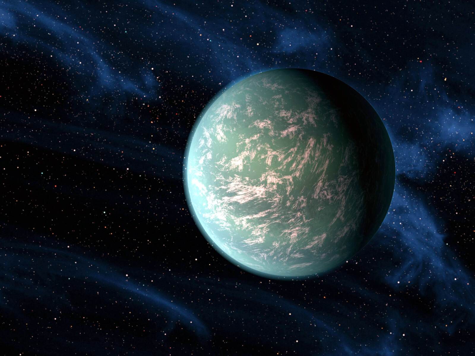 Nasa's distant planets that may be home to alien life