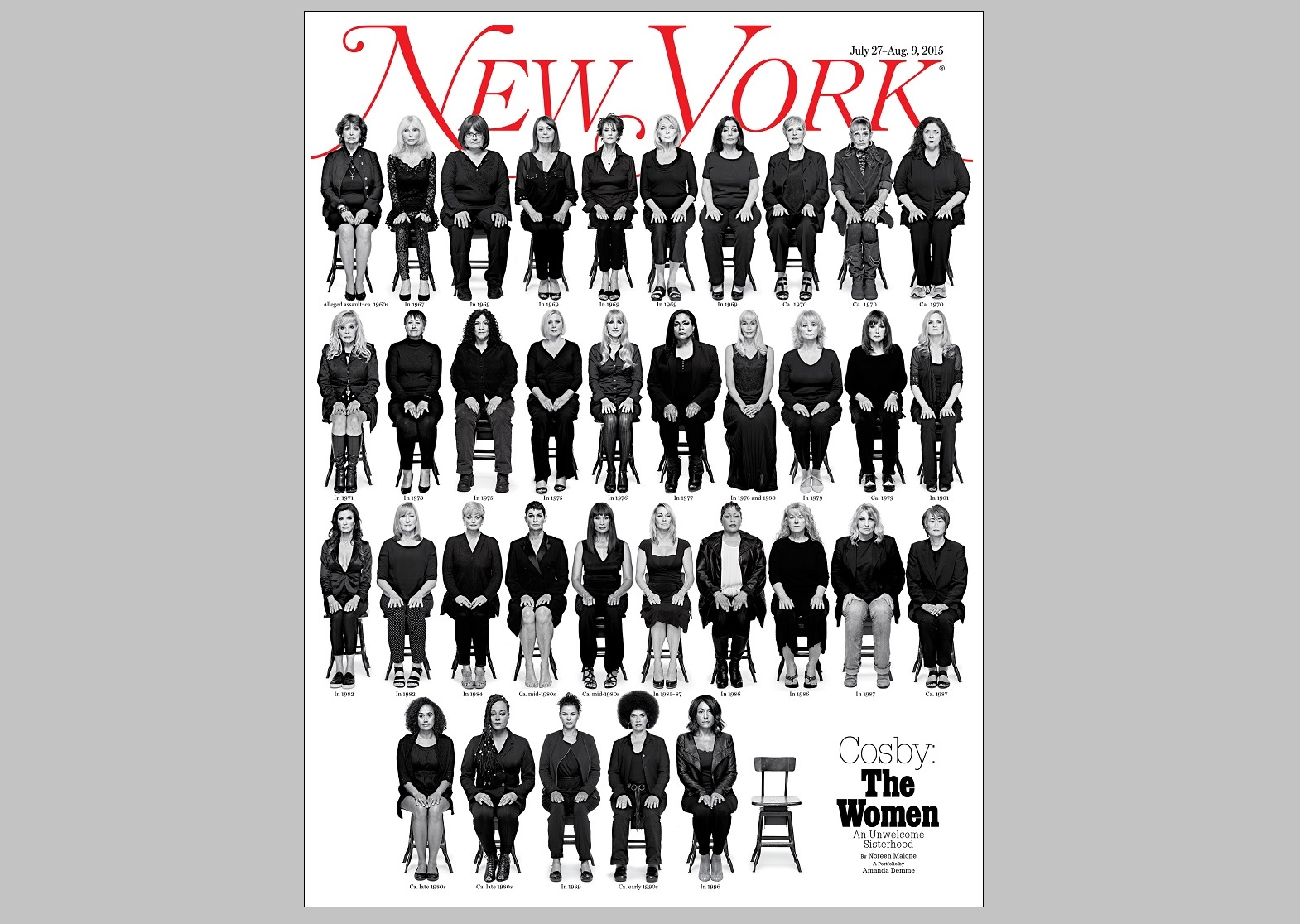 New York magazine crosby cover
