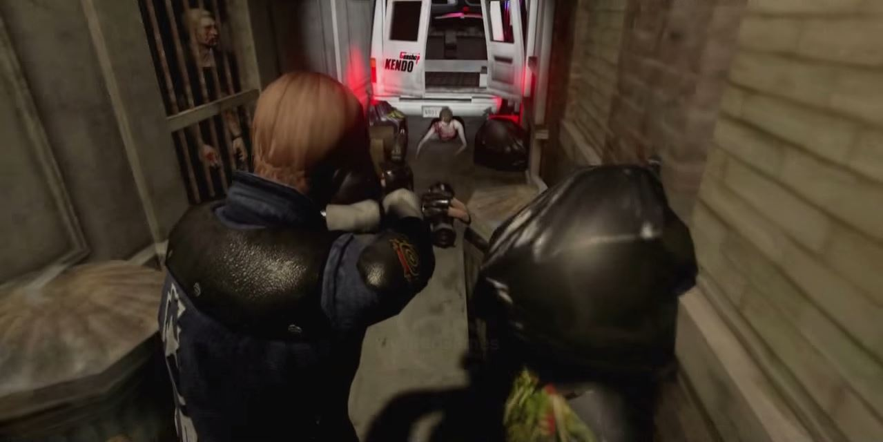 Resident evil developer capcom asks fans for resident evil 2 remake