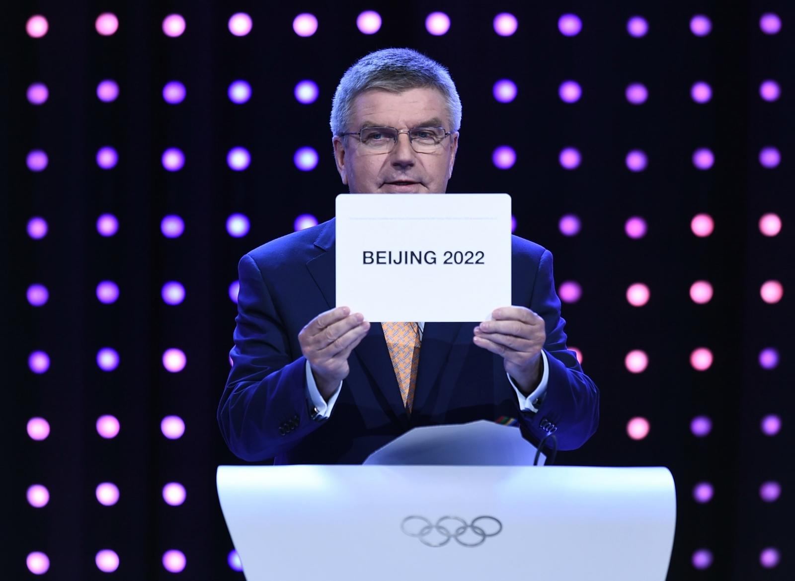 Beijing será sede de los Olímpicos de Invierno 2022, ¿cuáles marcas están detrás?