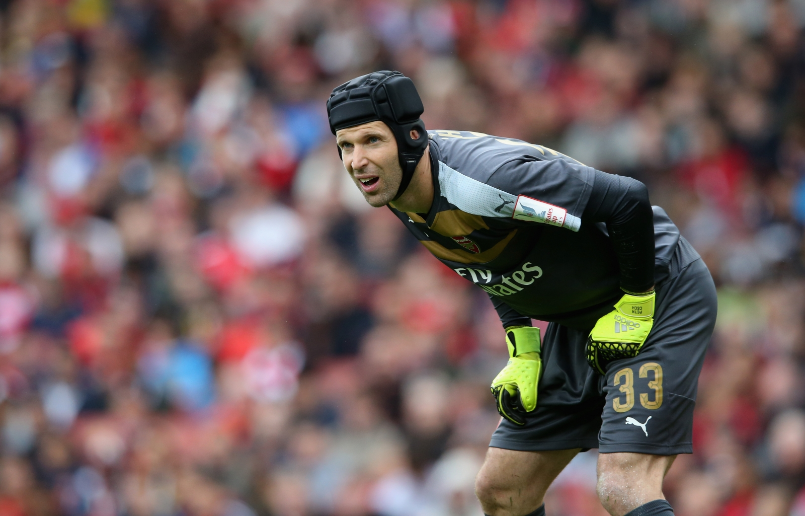 Arsenal's Petr Cech Warns Chelsea All He Cares About Is