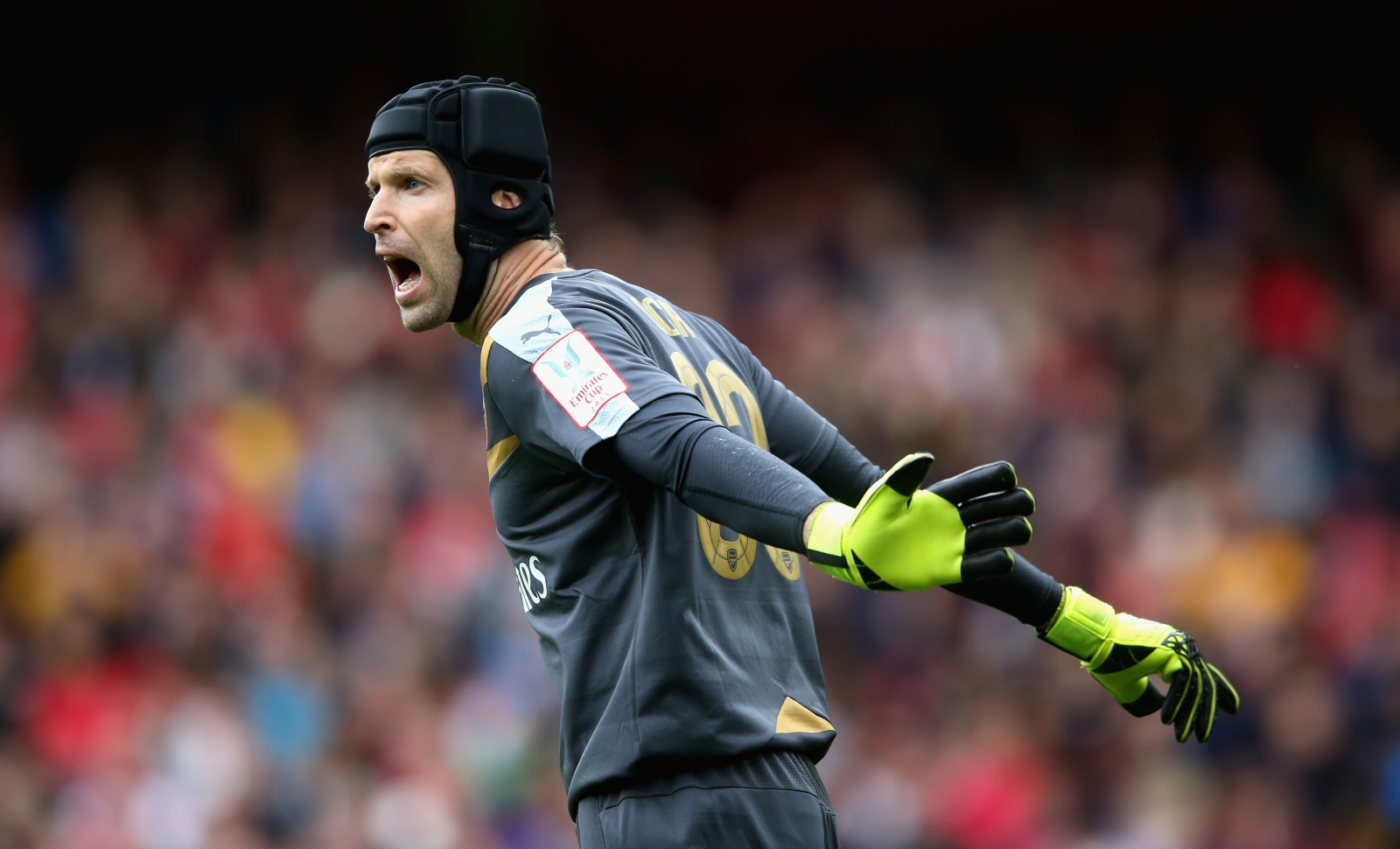 Arsenal star Bellerin says Petr Čech signing is as important as