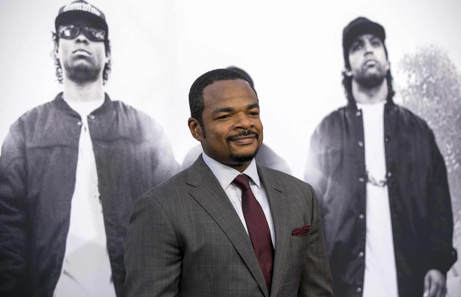 F Gary Gray Wife Straight Outta Compton...