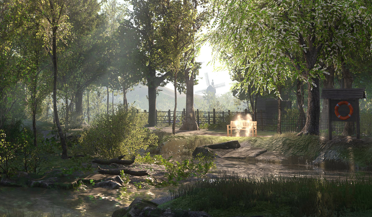 Everybody S Gone To The Rapture Review Boring Video Game