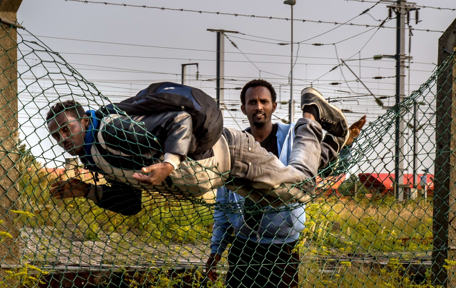 Catalogue Of Death Calais Migrant Toll Spikes As Border