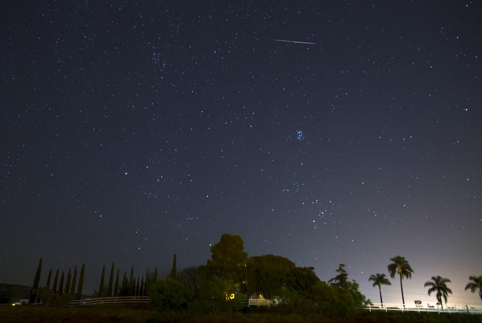 meteor shower - photo #36