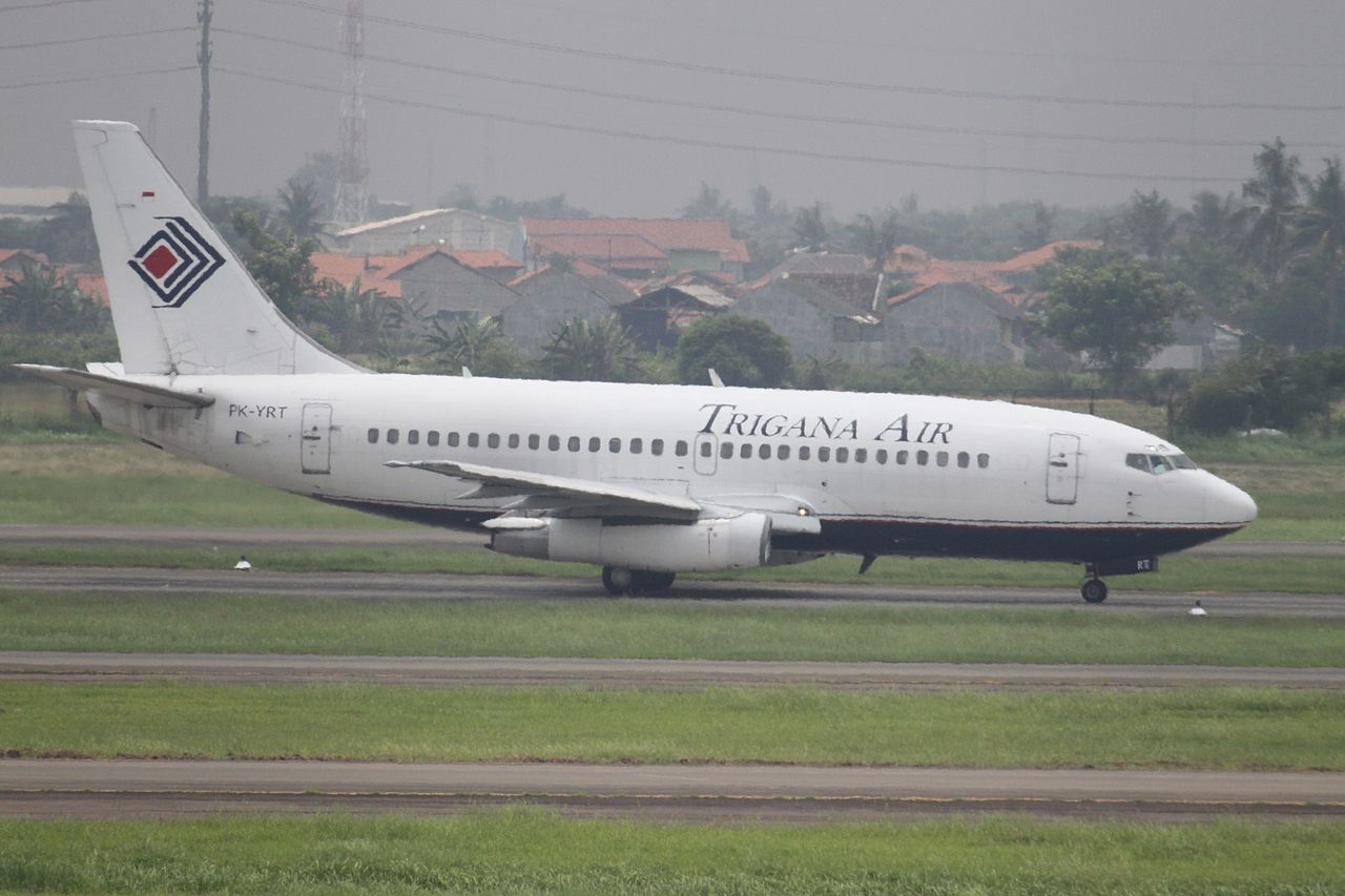 Flight TGN267: Missing Indonesian Air Trigana plane found ...