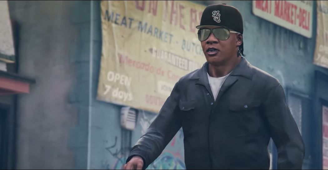 GTA 5: Straight Outta Compton music video recreated as NWA ...