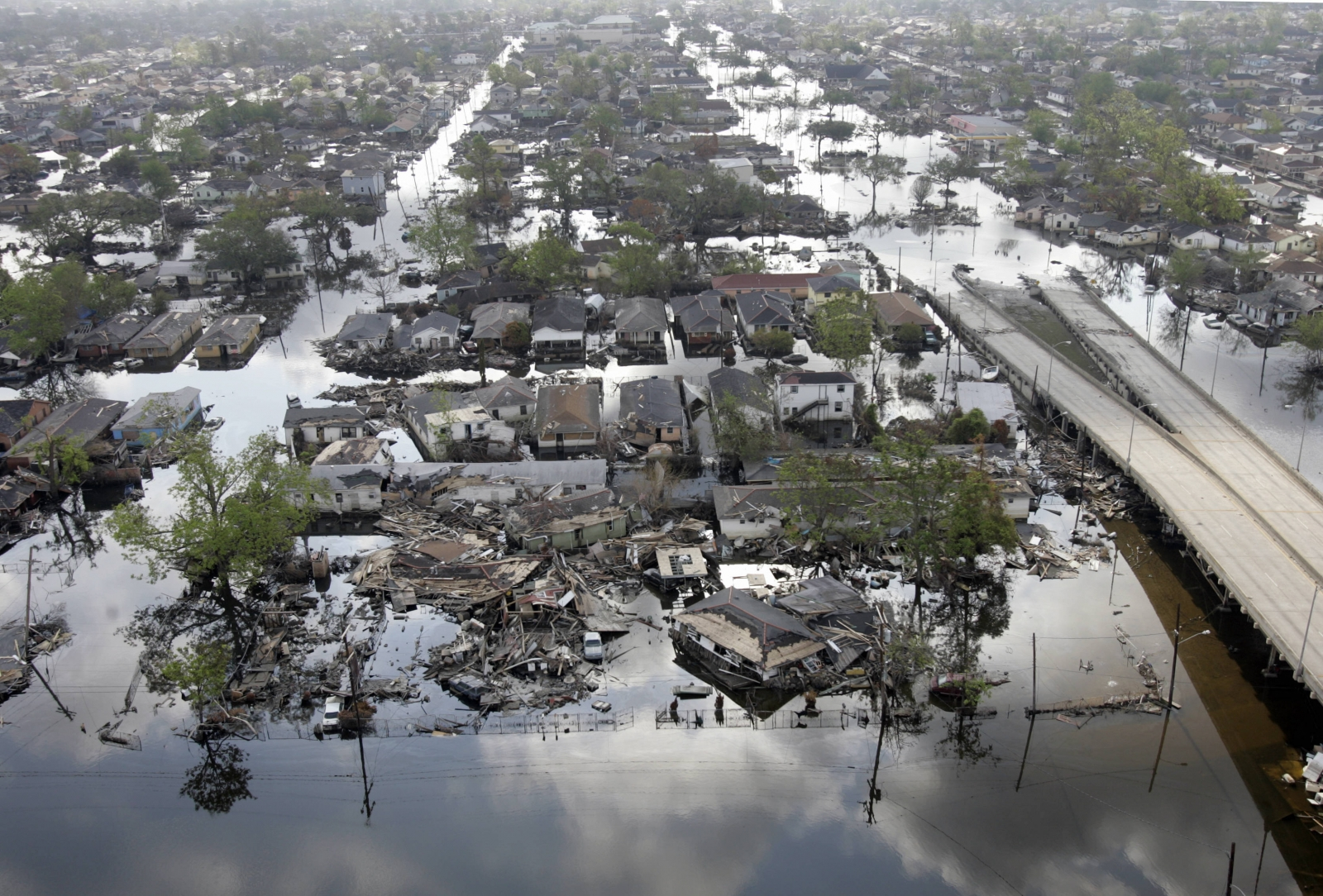 hurricane katrina 10 years on why was it so destructive