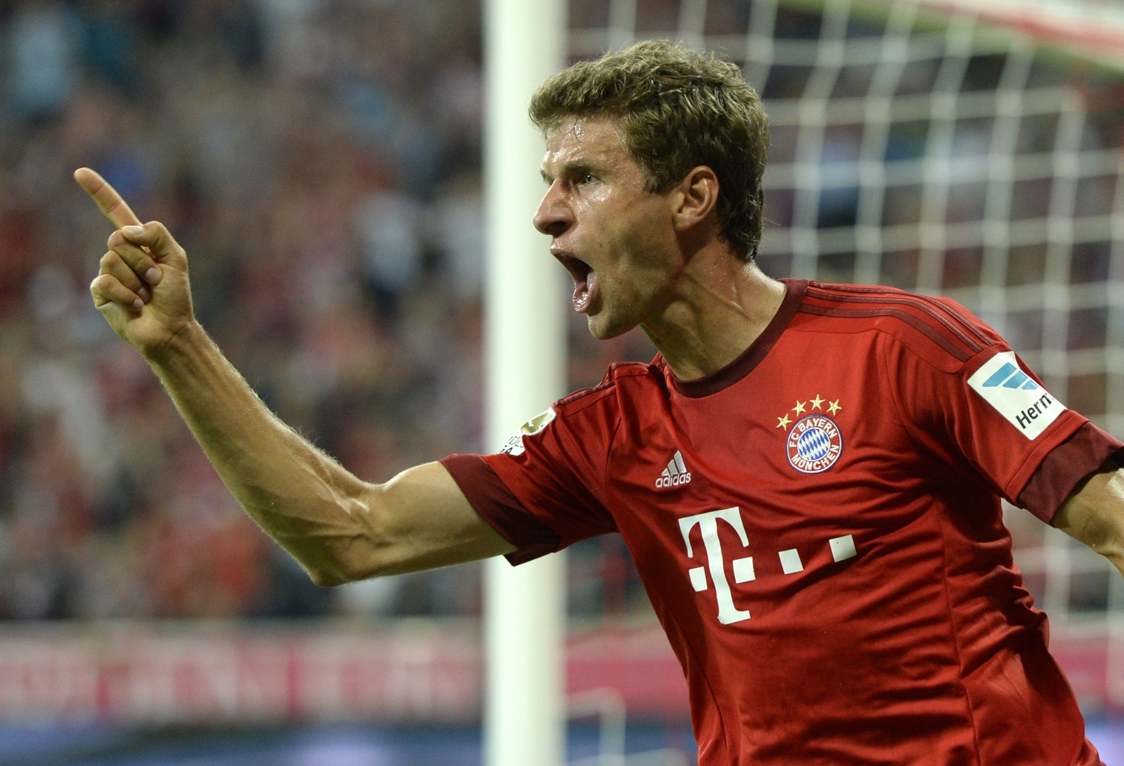 Bayern Munich striker Thomas Muller will not follow Pep Guardiola