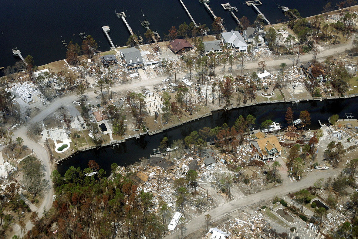 Hurricane Katrina 10th anniversary: 40 powerful photos of ...