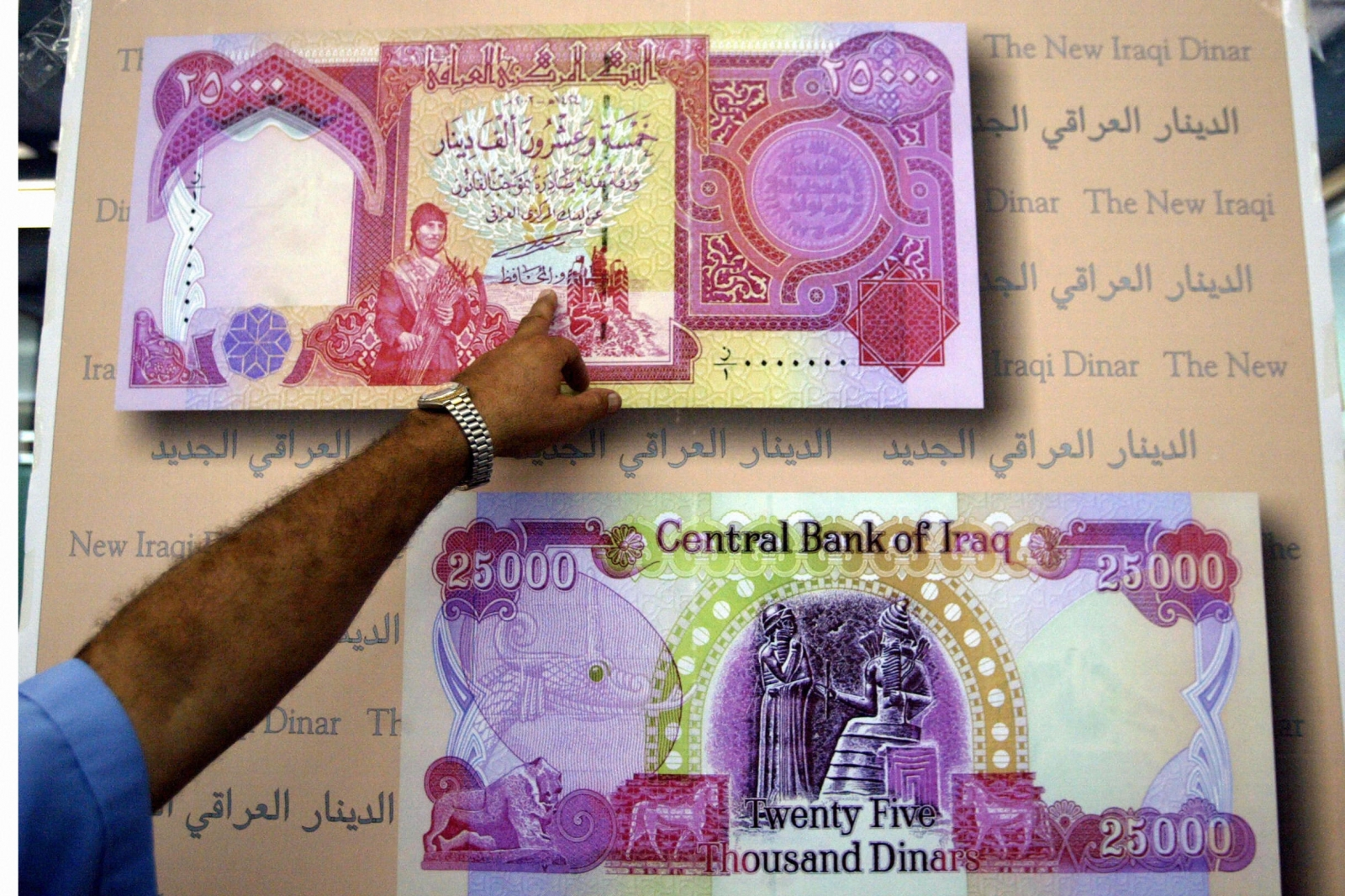 how to buy iraqi bonds