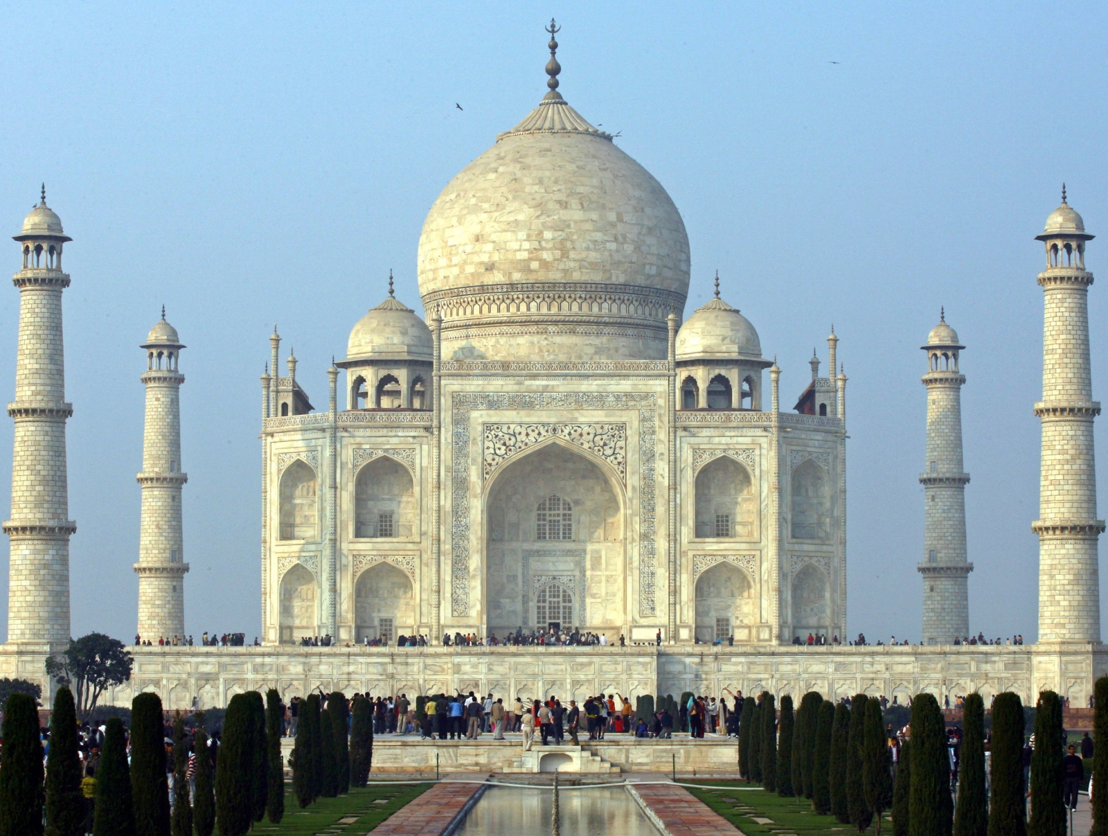 Saving the taj mahal 3d scanners record monument in minute detail to