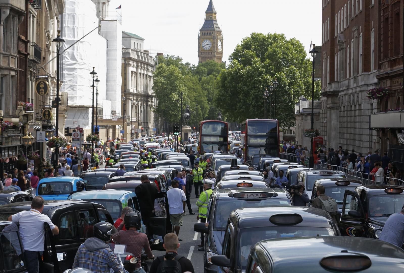 London's Cycle Hire Scheme - Centre for Public Impact (CPI)
