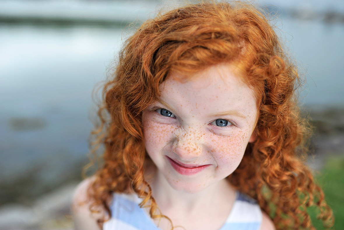 Irish Redhead Convention Gingerness Celebrated At Quirky