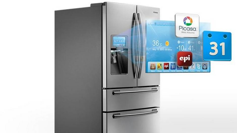 What is a smart fridge