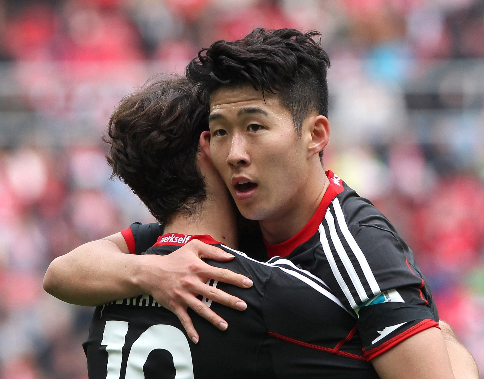 Son heung min 39 badly advised 39 over proposed tottenham move for Son heung min squadre attuali