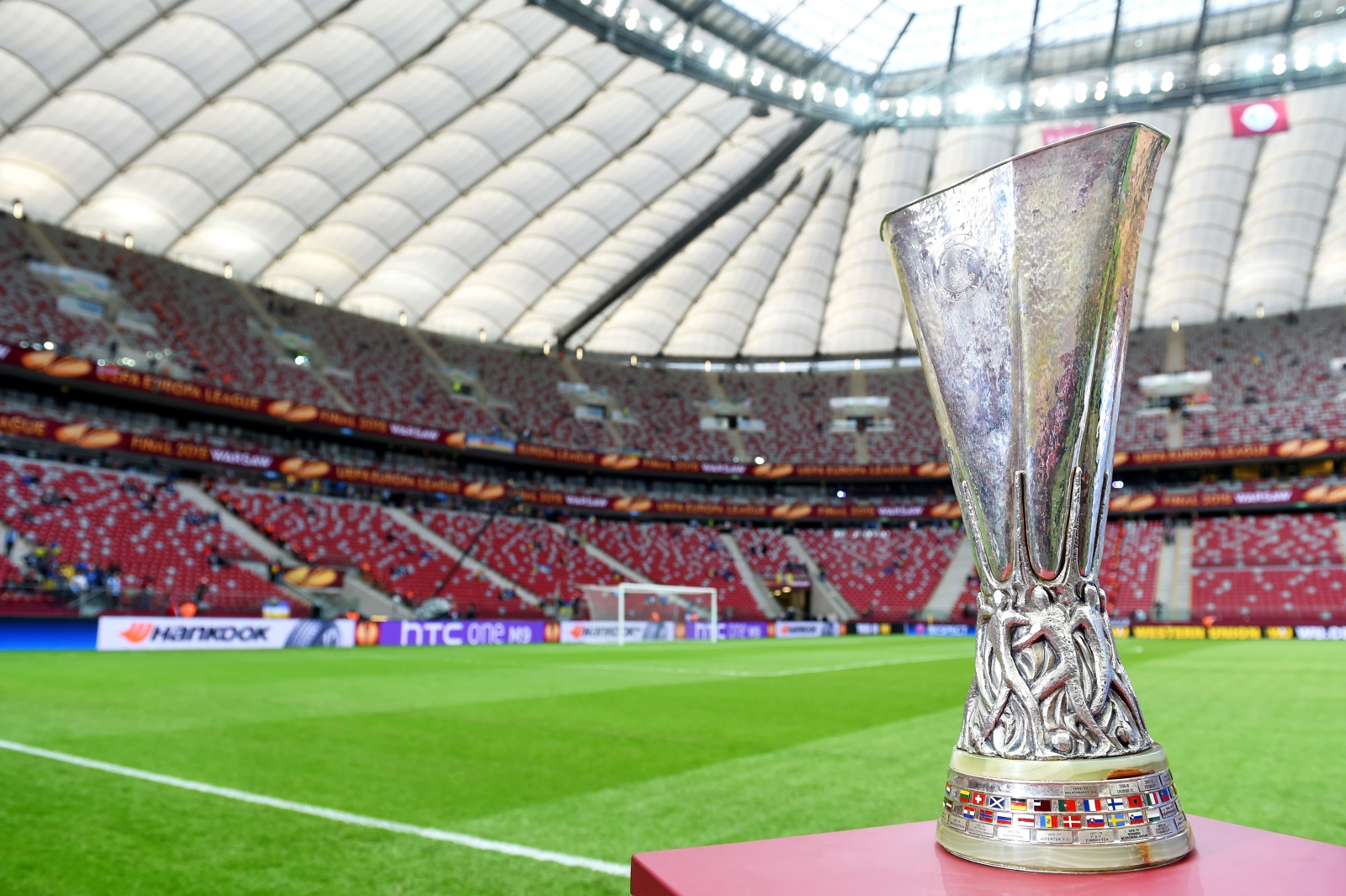 Uefa Europa League group stage draw 2015-16: As it happened