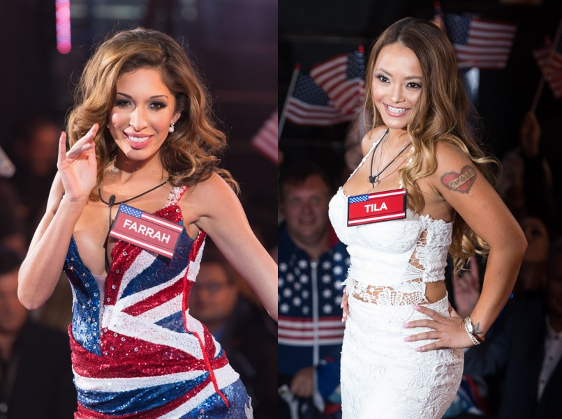 Celebrity Big Brother 2015: Farrah Abraham clashes with
