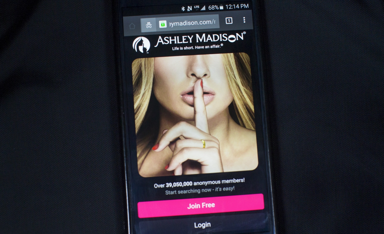 technology internet security ashley madison hack your name leaked