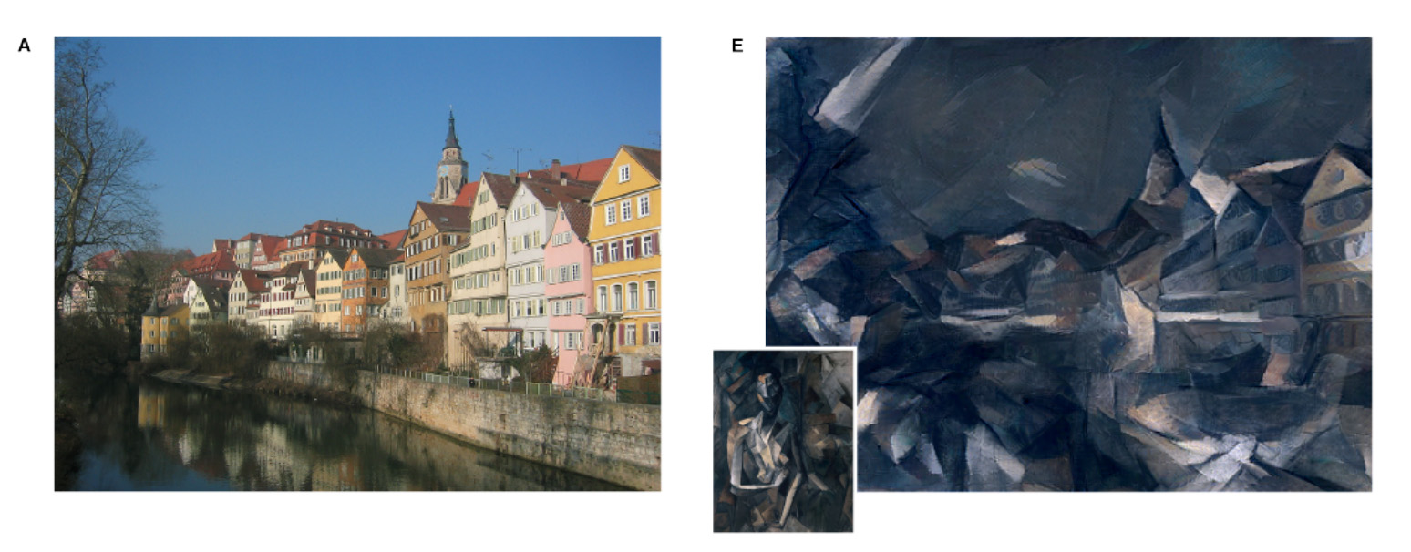 german robot able to paint impressionist just as well as gogh using neural networks