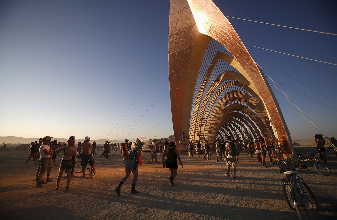 Burning Man Festival 2015 Burning Man Festival 2015