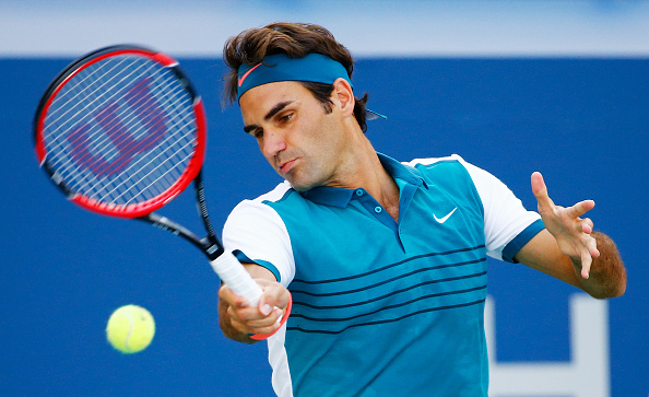 Galerry Roger Federer twice finished runner up at the World Tour Finals while