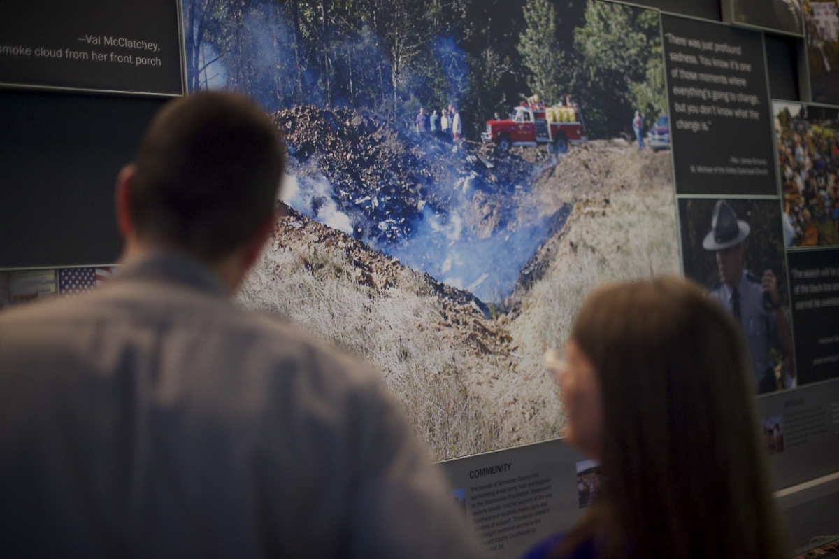 Remembering 9/11 victims: Shanksville memorial centre ...