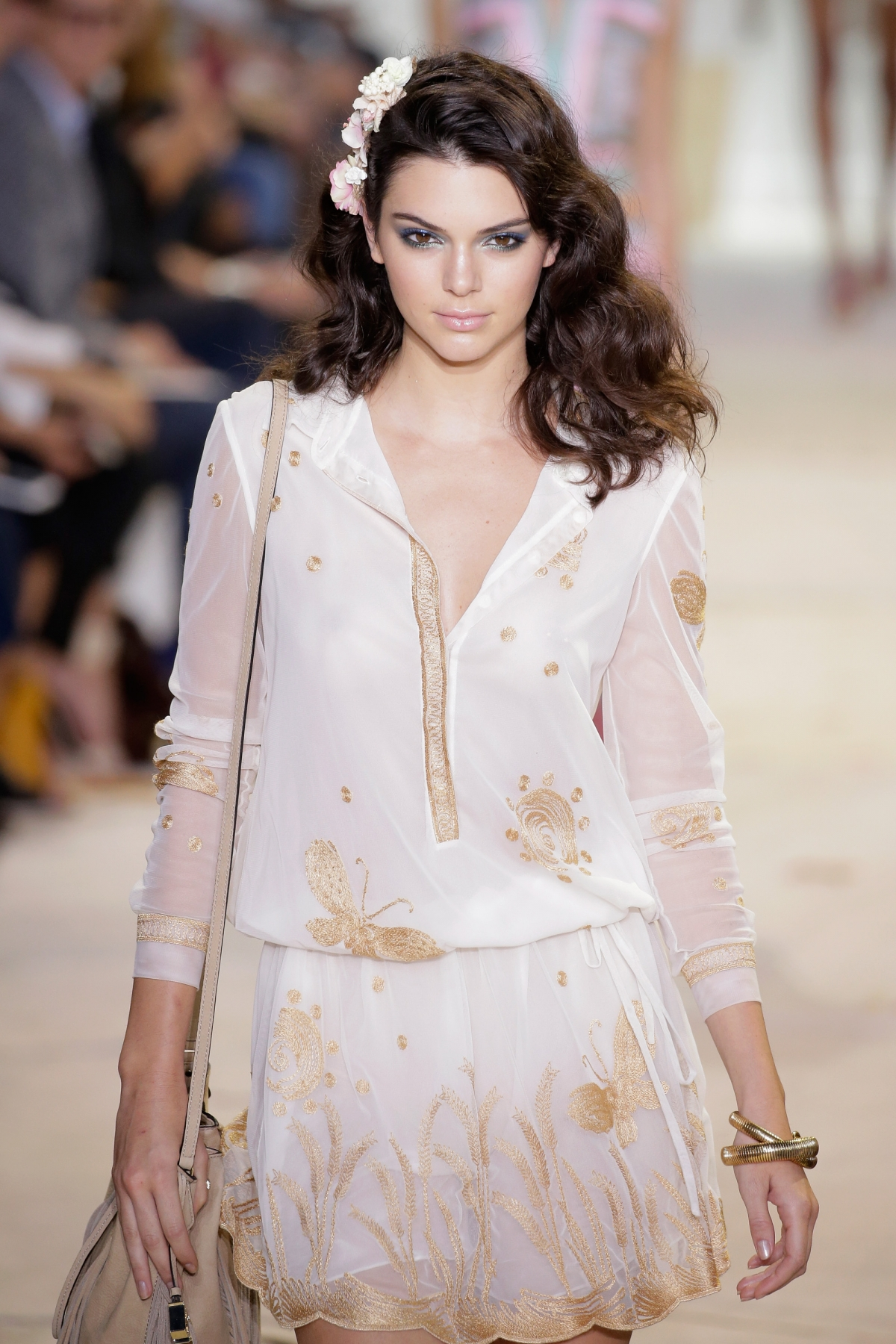 New York Fashion Week 2015: Kendall Jenner leads the ...