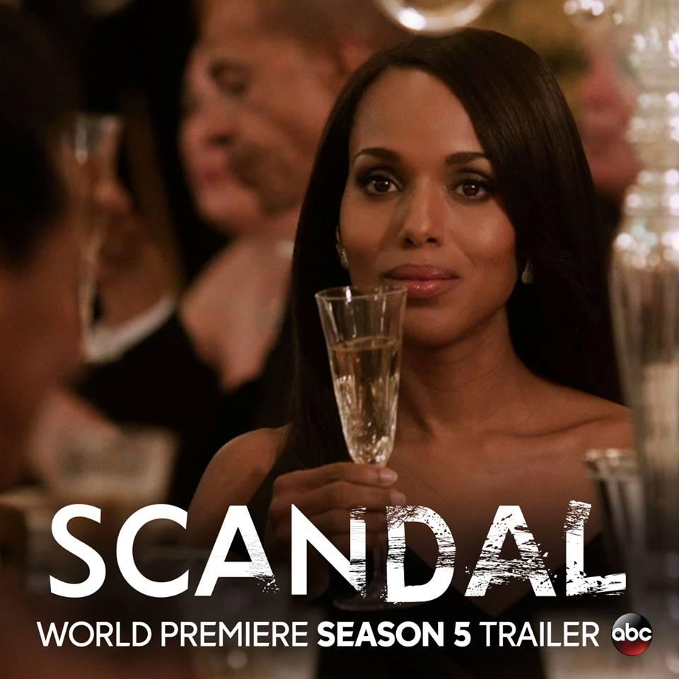 Scandal' Season 5 Episode 1 Premiere Date, Spoilers, Cast ...