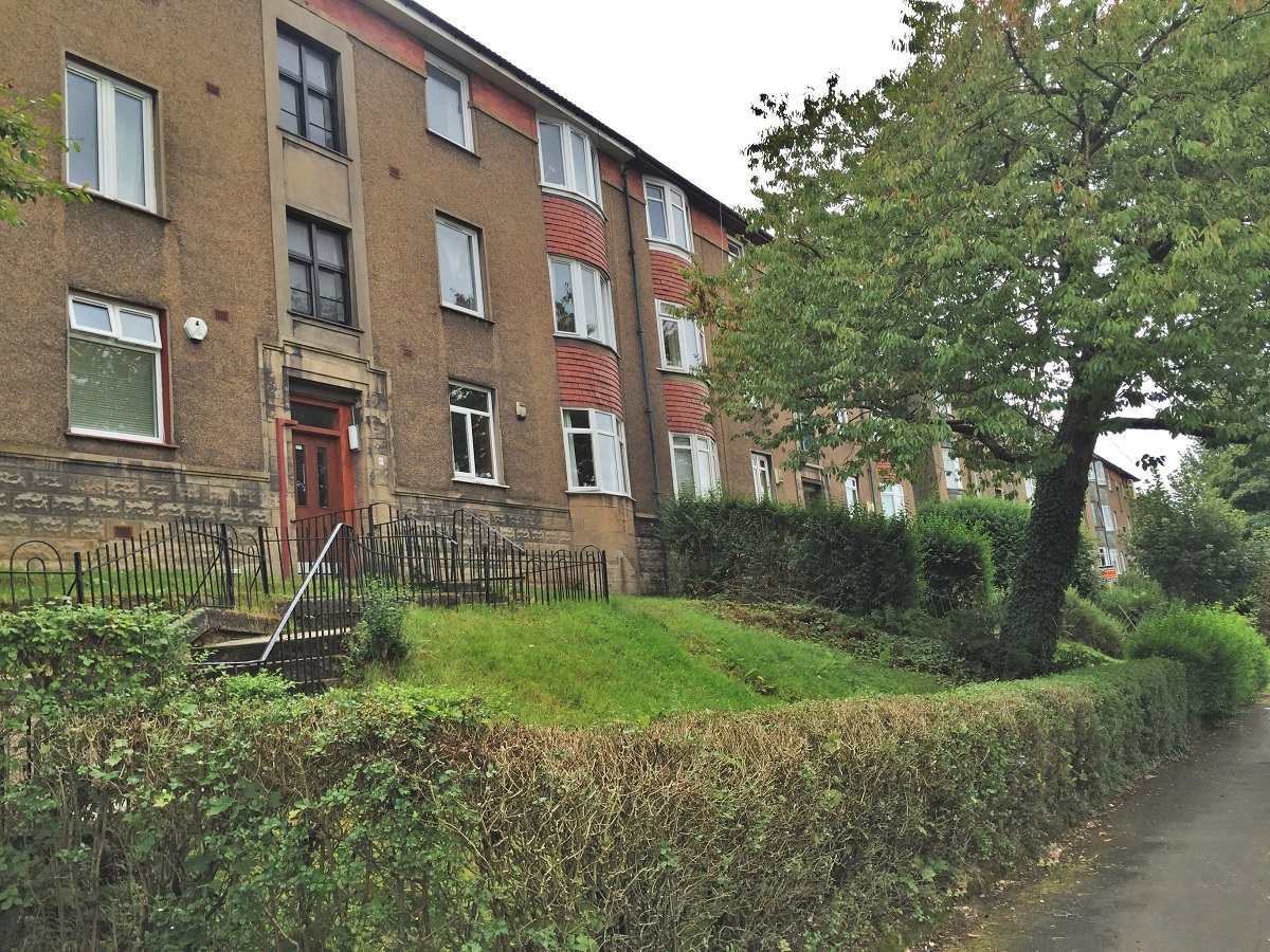 Karen buckley murder flat where alexander pacteau tried for Buckley house