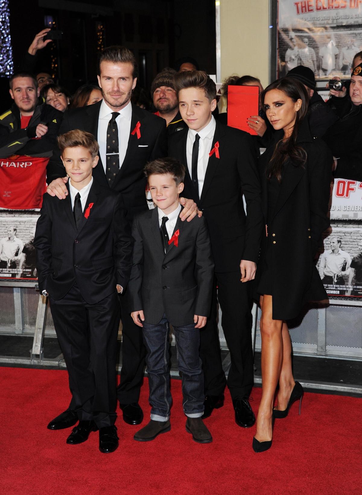 What are David and Victoria Beckham worth? Brand Beckham's ...