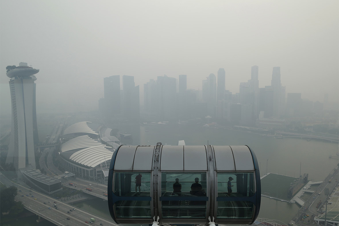 Climate of Singapore