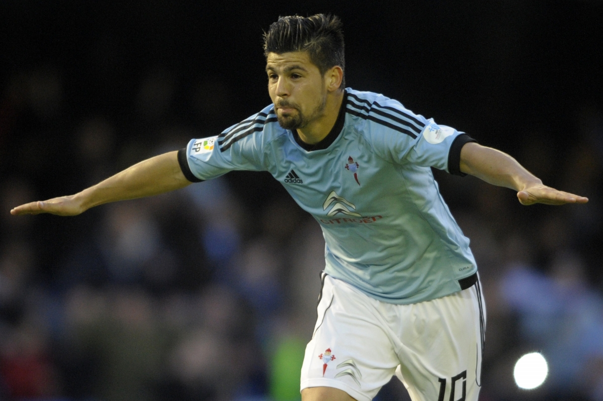 Barcelona holding talks with Celta Vigo over Nolito