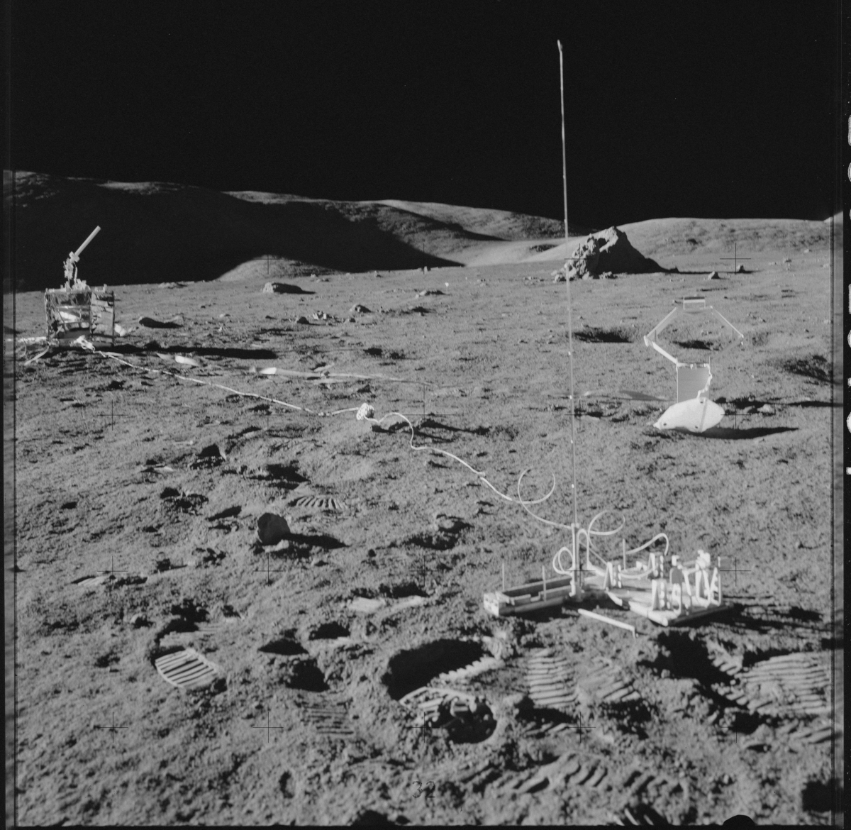 nasa archive photos of moon - photo #16