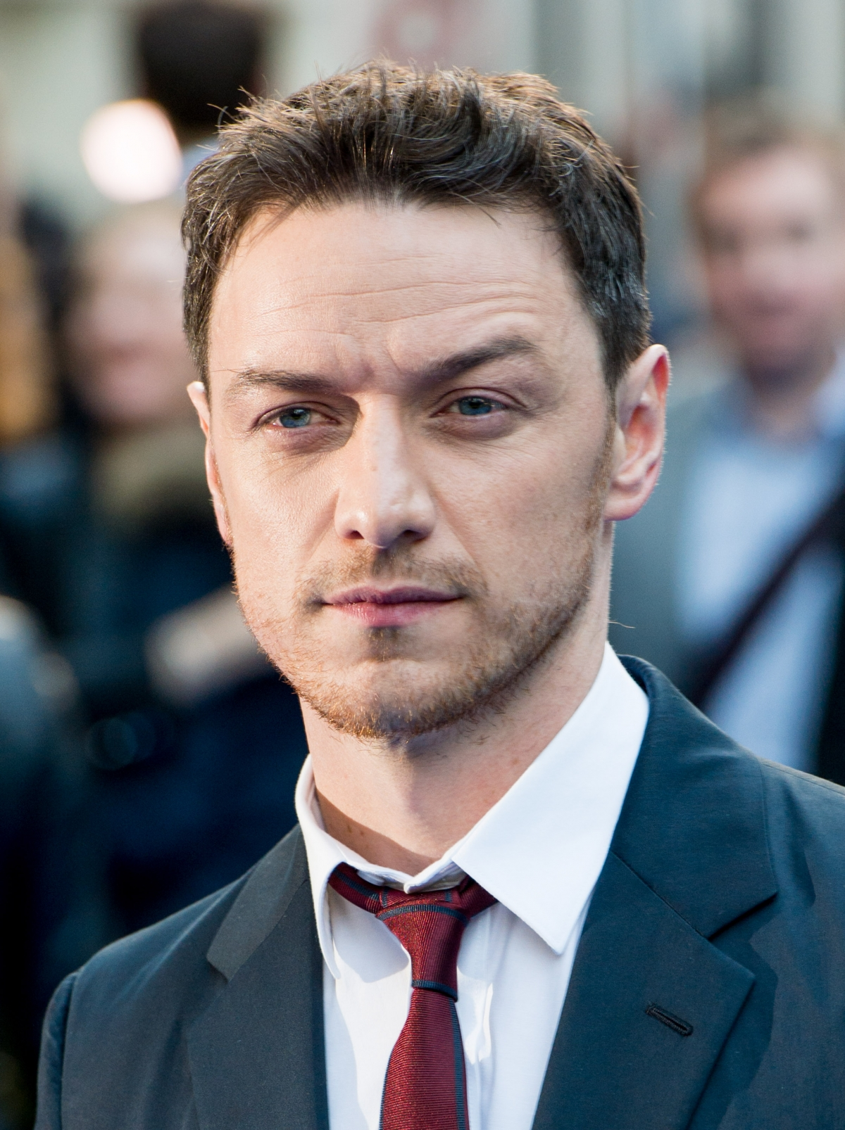 James McAvoy in talks ...
