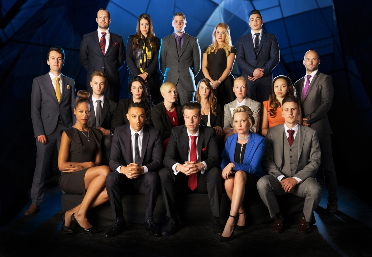 Apprentice winners James and Sarah seen for the first time