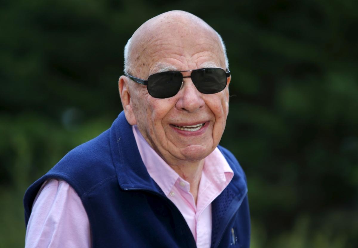Rupert Murdoch tweets Republican Ben Carson would be a ... Rupert Murdoch