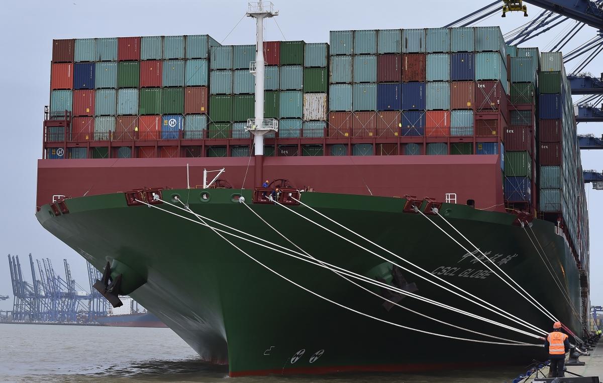 Danish transport giant DSV to buy UTi Worldwide for $1.35bn