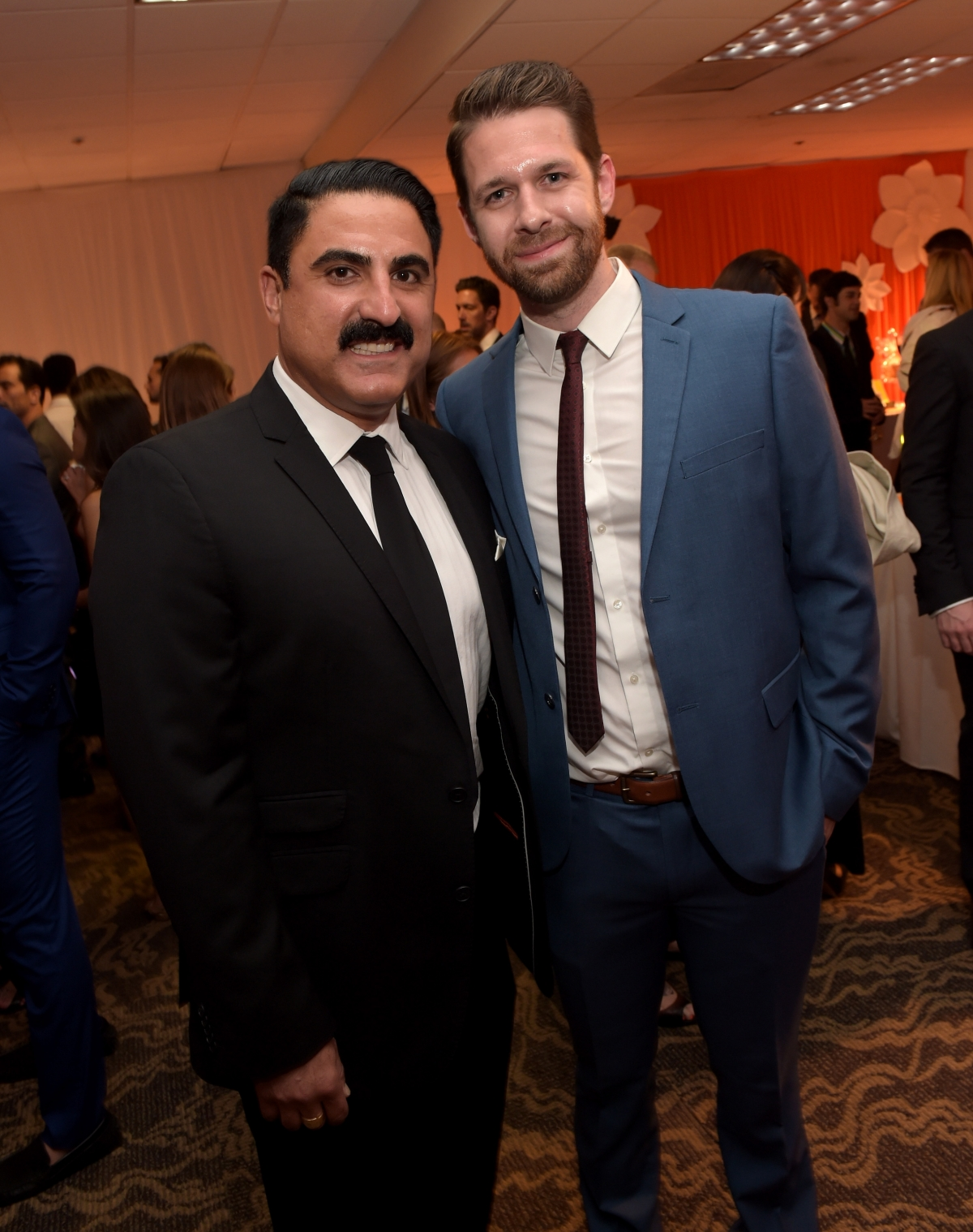 who is reza from shahs of sunset dating Reza farahan is officially a married man a source exclusively confirms to e news that the shahs of sunset star surprised fiancé adam neely with a wedding this past weekend during a trip to palm springs, calif.