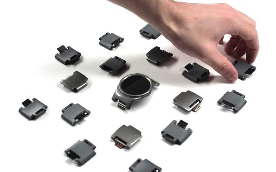 BLOCKS modular smartwatch: 'Future-proof' wearable ...