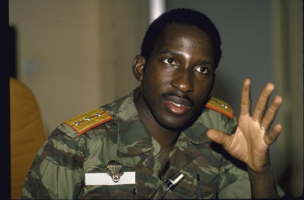Thomas Sankara: Body of Africa's Che Guevara riddled with bullets autopsy reveals three decades