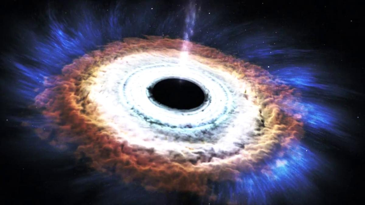 Properties of black holes  String