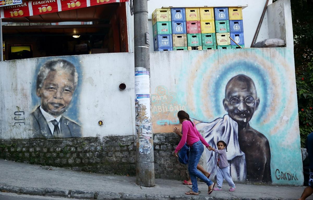 Nelson Mandela: A hero at 100