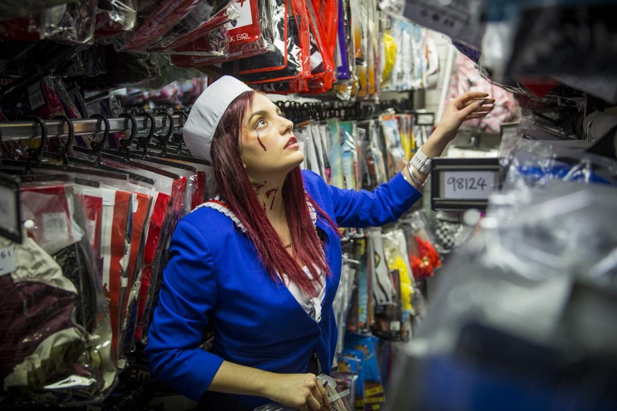 Halloween  Uk U0026 39 S Biggest Costume Shop Angels Fancy Dress Braced For Scary Shopping Frenzy