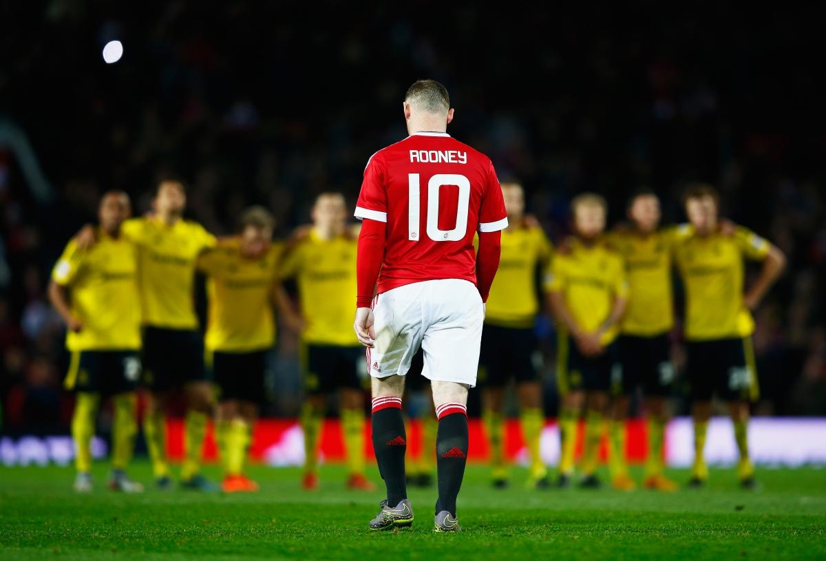 Wayne Rooney Style