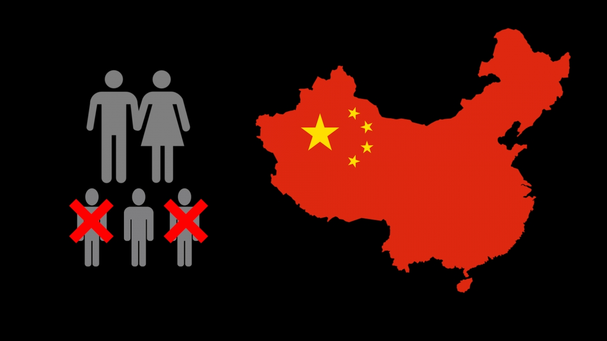 why is abandoning its one child policy in seconds
